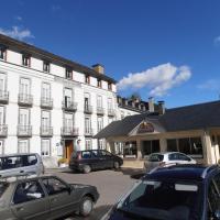 Hôtel Panoramic et des Bains, hotel in Luz-Saint-Sauveur