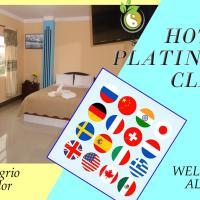 Hotel Platinum Class, hotel em Nueva Loja