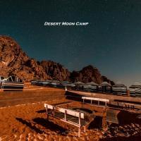 Desert Moon Camp, hotel in Wadi Rum