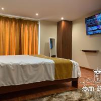 San Rafael Hotel, hotel em Guaranda