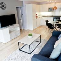 2BR/2Bath Luxury Modern Flat in the City London
