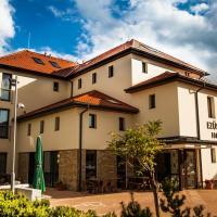 Ezüsthid Hotel, hotel Veszprémben