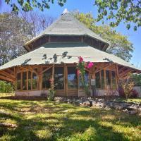 Eco-Lodge Deseo Bamboo