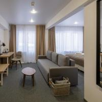 """Парк-Отель """"Соболинка"""", hotel in Baykalsk"""