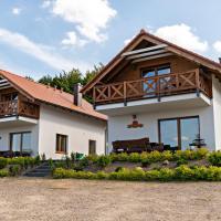 Malinowe Wzgórze domki z saunami – hotel w mieście Krzeszna