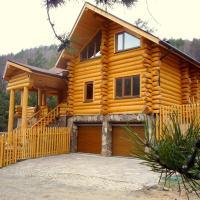 Гостевой дом Альпийский, отель в Листвянке