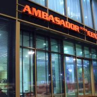 Ambasador Centrum, отель в Лодзе
