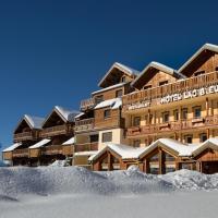 Hotel Lac Bleu 1650, hotel in Saint-François-Longchamp