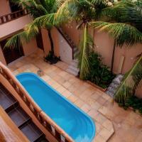 Hotel Alta Vista, hotel in Canoa Quebrada