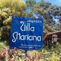 Hospedaria Villa Mariana, отель в городе Санту-Антониу-ду-Лейти