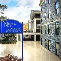 Niagara Crossing Hotel and Spa, hotel v destinaci Lewiston