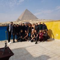 House of Pyramids