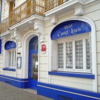 Hôtel Le Castel Louis Vichy hotel studio