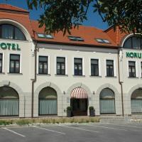 Hotel Koruna, hotel in Topoľčany