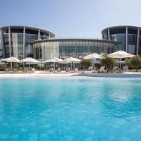 Jumeirah at Saadiyat Island Resort, hotel a Abu Dhabi, Isola di Saadiyat