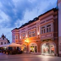 Barokk Hotel Promenád, hotel en Győr
