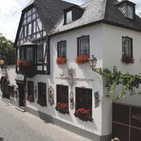 Hotel Felsenkeller, hotel in Rüdesheim am Rhein