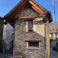 Rustico Cadrobi 20, hotel a San Vittore