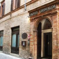 Hotel Grimaldi, hotell i Treia