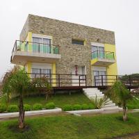 Palmas del Caribe, hotel in Punta Del Diablo