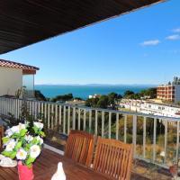 RUBENS-Apartamento en Almadrava-Roses con vistas al mar