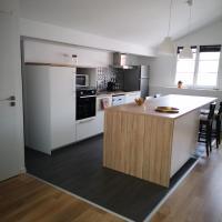 Appartement lumineux de 80 m2
