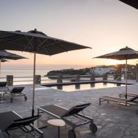 Alkistis Beach Hotel, hotel in Agios Stefanos