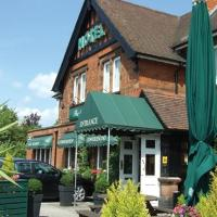 The Carre Arms Hotel & Restaurant, hotel in Sleaford