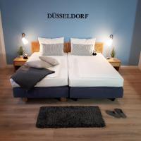 KEMPE Komfort Hotel, hotel u gradu Diseldorf