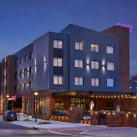 Moxy Chattanooga Downtown, hotel in Chattanooga