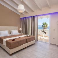 Onar Corfu Aparts & Studios, hôtel à Ýpsos