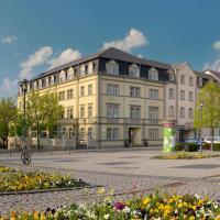Hotel Kaiserin Augusta, hotel in Weimar