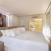 Best Western Premier Arpoador Fashion Hotel, hotel a Rio de Janeiro
