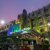 Hotel Wisata Niaga, hotel di Purwokerto