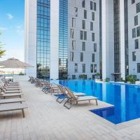 Hampton By Hilton Dubai Airport, hotel v Dubaju