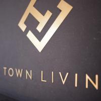 Town Living, hotel in Ringkøbing