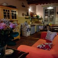 La casa rosa, hotel a Vitiano