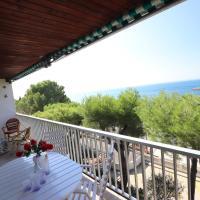CORSARIO-Apartamento en Almadraba en Roses con vistas al mar y cerca de la playa