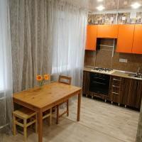 Апартаменты на проспект Строителей 27, отель в Альметьевске