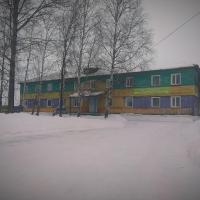 Mini-Hotel Vydrino, отель в городе Новоснежная