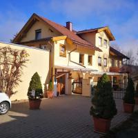 Bauers Ranch, отель в городе Траунштайн