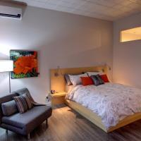 Suite Marie-Thérèse, hotel em Vallée-Jonction