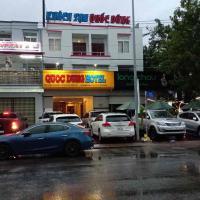 Quoc Dung Hotel, hotel near Rach Gia Airport - VKG, Rach Gia