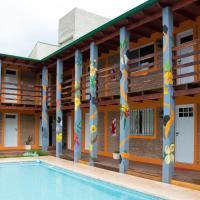 Eirú Hostel, hotel in Santa Rosa de Calamuchita