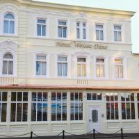 Hotel Weisse Düne, Hotel in Borkum