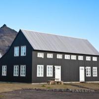 Hellnar, Snæfellsnes, hótel á Hellnum
