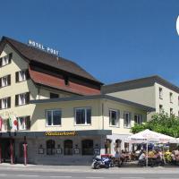 Hotel Post, hôtel à Sargans