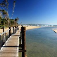 The Beach Arrawarra, hotel em Arrawarra