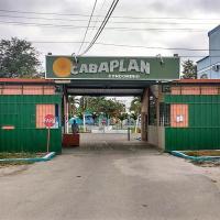 Puerto Esperanza - Cabaplan, hotel em Tonsupa