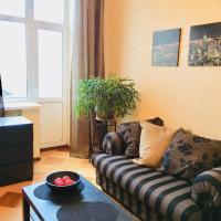 Apartment on Frunzenskaya 48